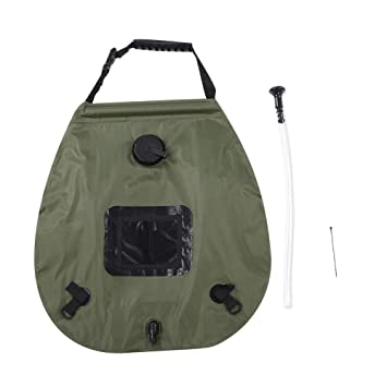 Etwas Neues genug Solardusche Tasche 20 Liter Campingdusche Gartendusche Solar &BH_33
