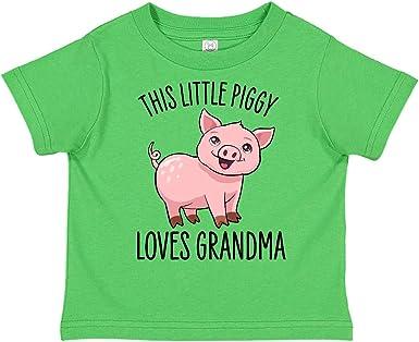 inktastic Little Piggy Baby T-Shirt