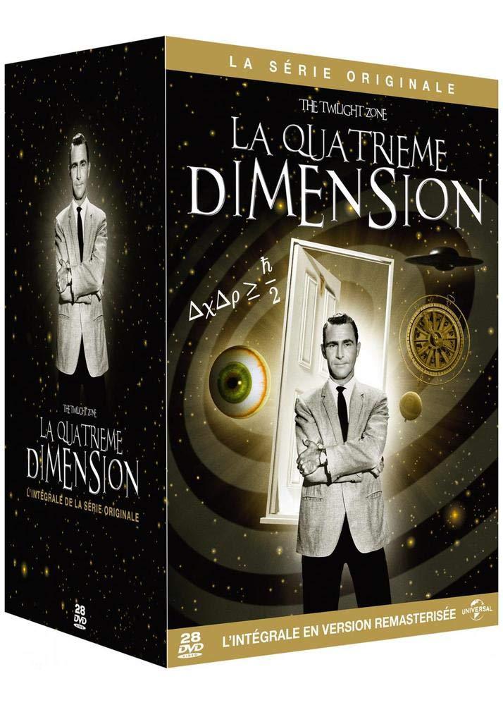 La Quatrième dimension La série originale - Lintégrale ...