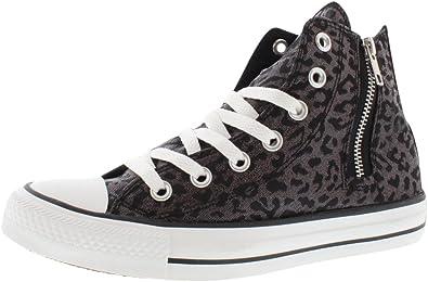 all star converse mujer leopardo