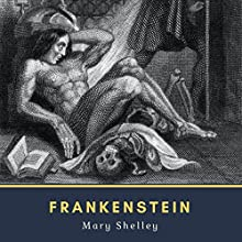 Frankenstein Audiobook by Mary Shelley Narrated by Cori Samuel