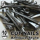 """(10) 1.5"""" COMMON CUT Nails-Antique Style"""