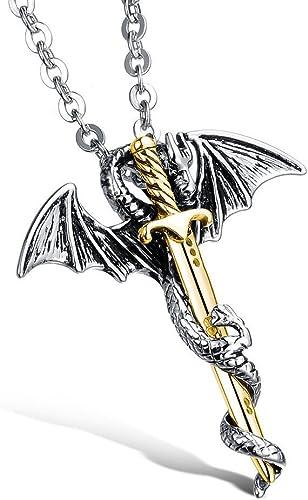 3 Aries acero inoxidable Flying Dragon espada de escalada la ...