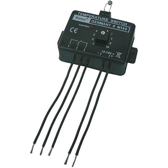 M169A Kemo Electronic Module Thermostat 12Vdc