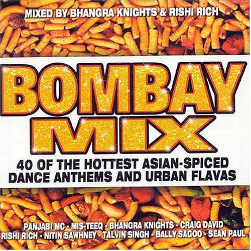 Price comparison product image Bombay Mix: 40 of the Hottest Asian-Spiced Dance Anthems & Urban Flavas