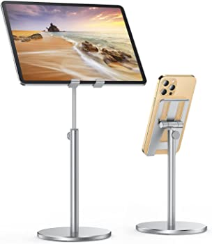 Lisen Upgraded Stable iPad Stand Holder