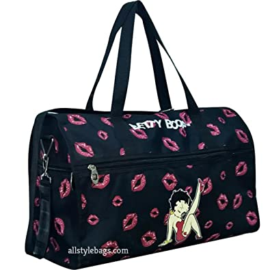 8fea9ee8d01c Image Unavailable. Image not available for. Color  Betty Boop Black ...