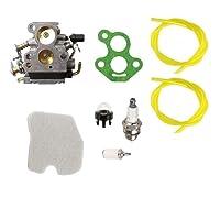 TucParts 545072601 - Filtro de aire para motosierra Husqvarna 235 235E 236 236E 240 240E Jonsered