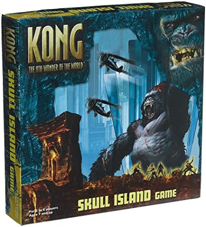 King Kong Skull Island Game: Amazon.es: Juguetes y juegos