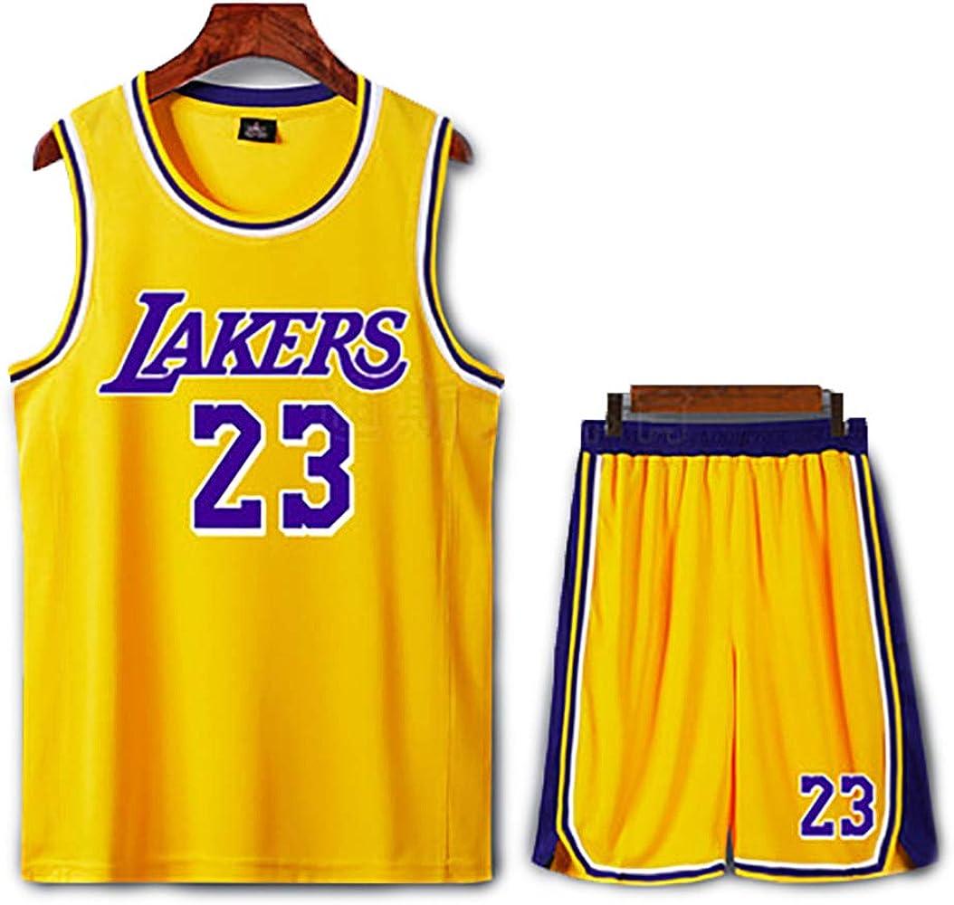 Los Angeles Lakers Lebron James # 23 Kobe Bryant # 24 Camiseta de ...