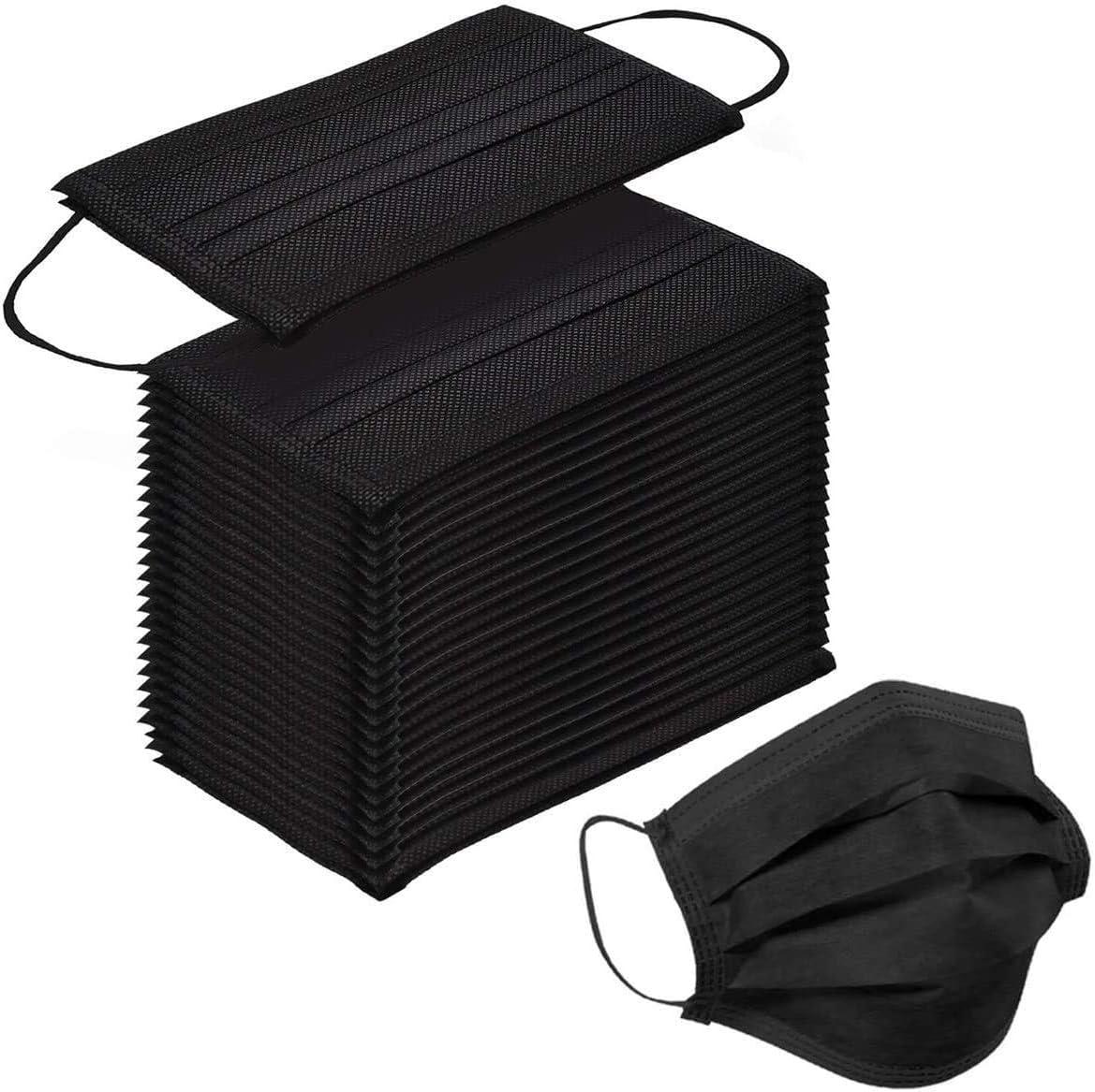 Calculatrice 50 unidades, hipoalergénicas, protectoras, recomendadas para hombres y mujeres, color negro.