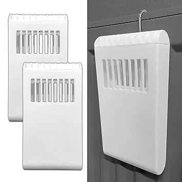 2x Heizung Wasserbehalter Zum Hangen Luftbefeuchter Kunststoff