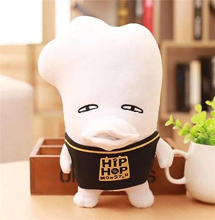 Muñeca de peluche de BTS KPOP Bangtan Boys Cute Cartoon Character Funny Hiphop Monstruo de peluche