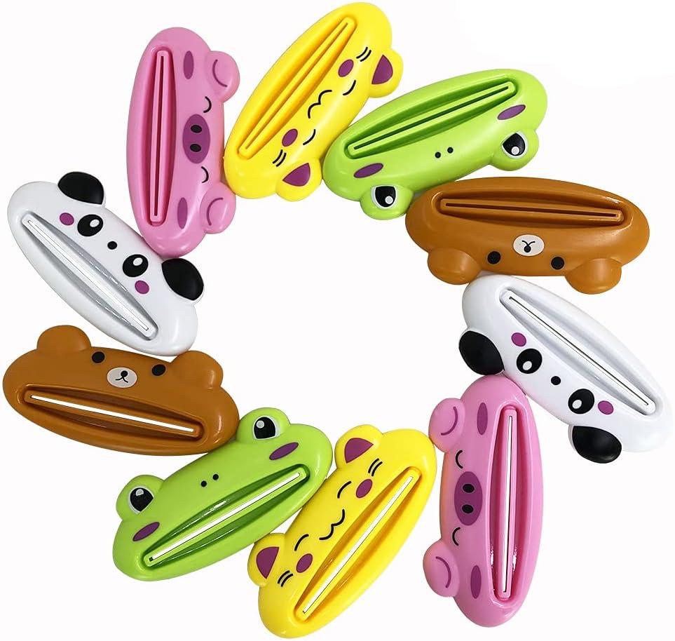 Sonku 歯磨き粉チューブ絞り器ディスペンサー