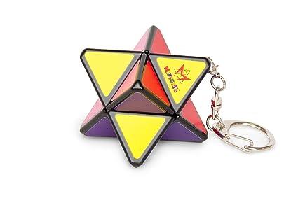 Amazon.com: Mefferts Mini Pyrastar Puzzle: Toys & Games