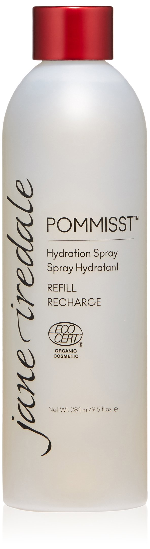 jane iredale Pommisst Hydration Spray Refill, 9.50 oz.