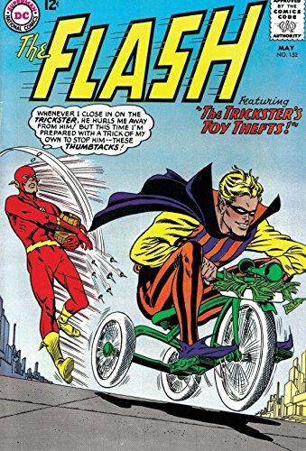 The Flash (1959-1985) #152 - Flash 152