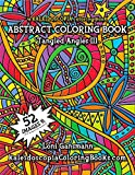 Tangled Angles 3: A Kaleidoscopia Coloring Book: An Abstract Coloring Book (Volume 3)
