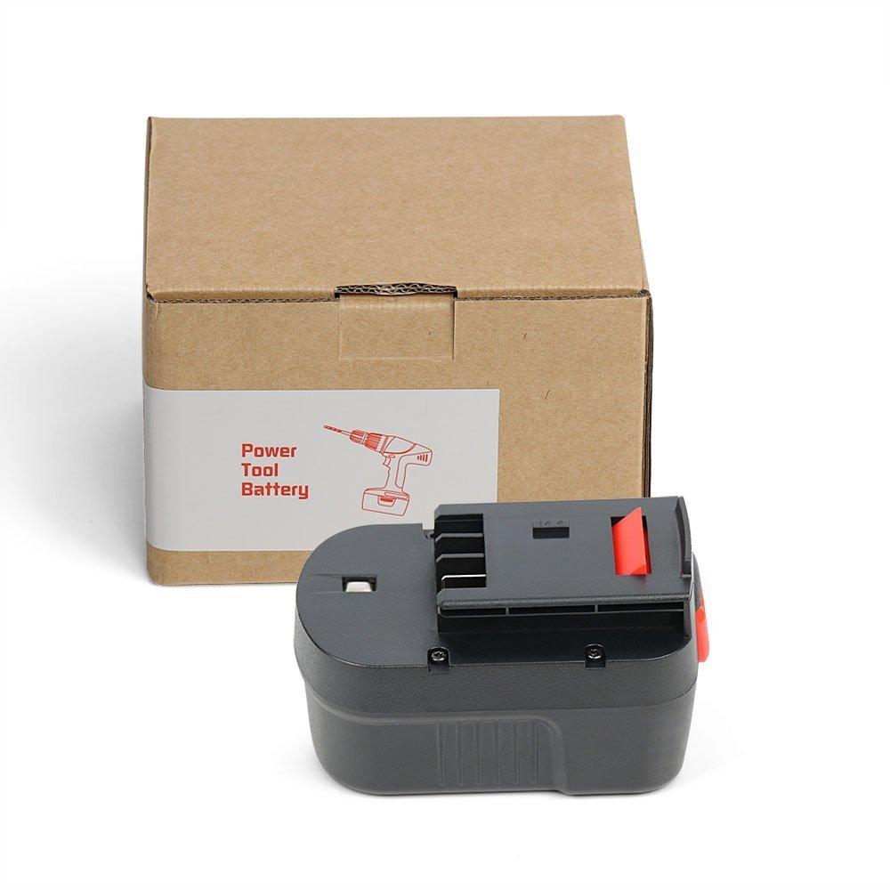 PowerGiant 14.4V 2.0Ah HPB14 Battery for Black & Decker Firestorm 14.4 Volt FSB14 FS140BX A14 A1714 BD1444L 499936-34 499936-35 Power Pack by POWERGIANT (Image #7)