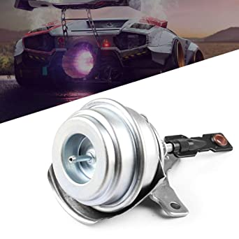 Shentesel Aluminium Alloy Turbo Wastegate Vacuum Actuator for VW Audi Seat Skoda 140HP