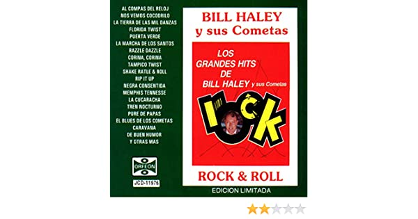 Los Grandes Hits de Bill Haley by Bill Haley y Sus Cometas on Amazon Music - Amazon.com