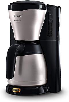 Philips HD7546 HD7546/20-Cafetera de Goteo café Gaia, Jarra térmica con Capacidad para 10-15 Tazas, 1000 W, 14 Cups ...
