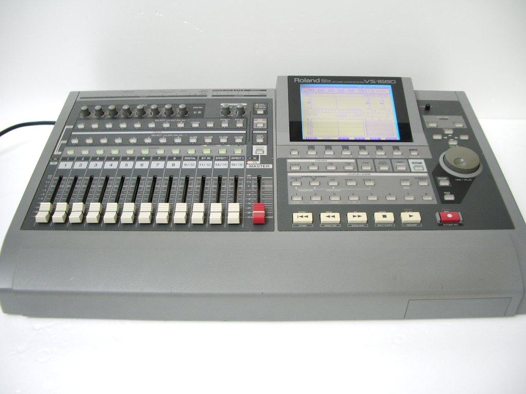 24-bit デジタルスタジオワークステーションVS-1680 B00827MHTA