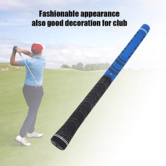 Golf Club Grip Multi Compound Cord Club Grip Accesorio de reemplazo