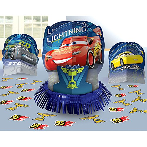 Cars 2 Table Decorating Kit 23 Pc.