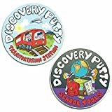 Discovery Putty - Set of School Tools and Transportation
