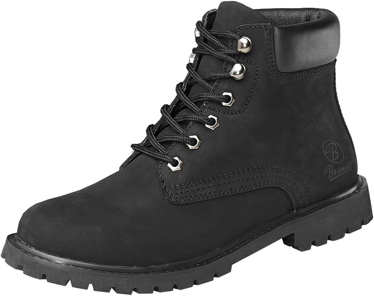 BranditKenyon - Zapatos con Cordones Hombre