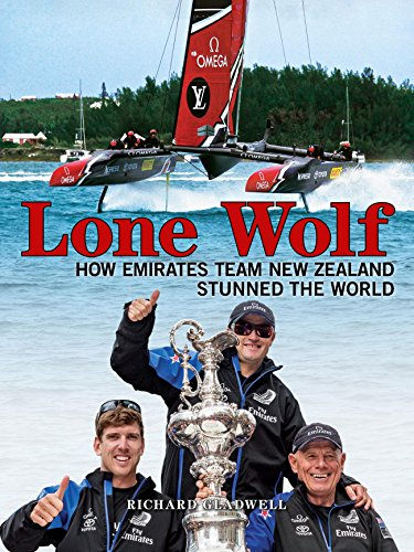 Lone Wolf: How Emirates Team New Zealand stunned the world cover