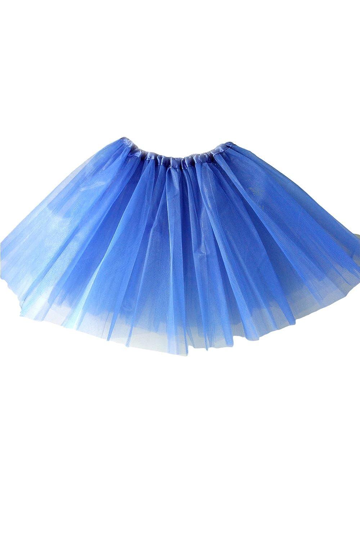 Sevozimda Falda De Tul Ballet Adulto Mujeres 3 Capas Gran Princesa ...