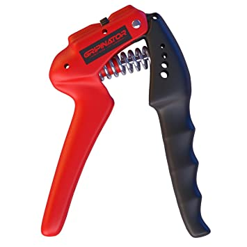 HAND GRIP / PINZAS de entrenamiento de mano y antebrazo de Master of Muscle - perfecto para un ...