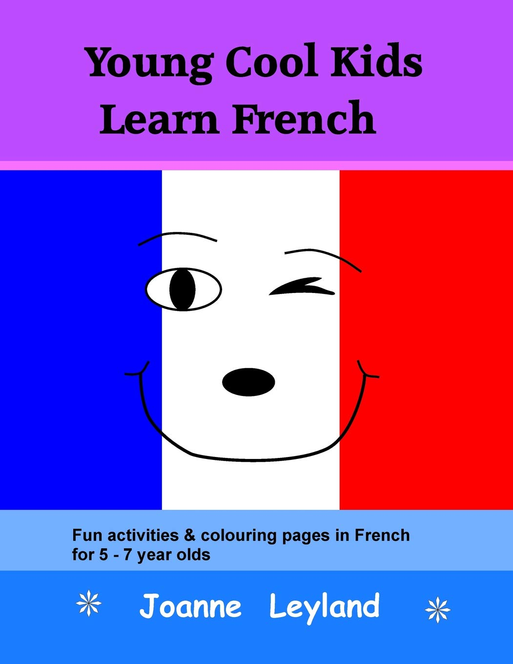 Young Cool Kids Learn French Fun Activities And Colouring Pages In