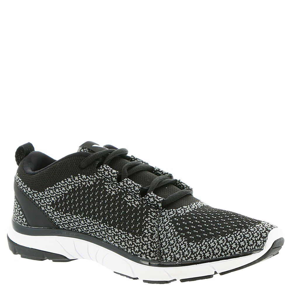 Vionic Womens Flex Sierra Lace Up (7.5 B(M) US, Black/Charcoal)