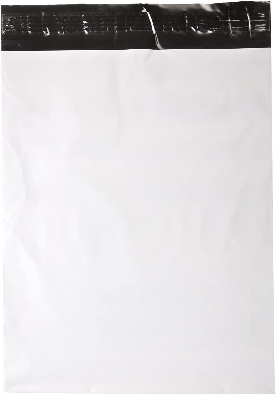 Owlpack Poly Mailer Envelopes 2.5 Mil Plastic Self Seal Mail Bags for Shipping and Packaging 12 x 15.5 Inches, Pack of 100