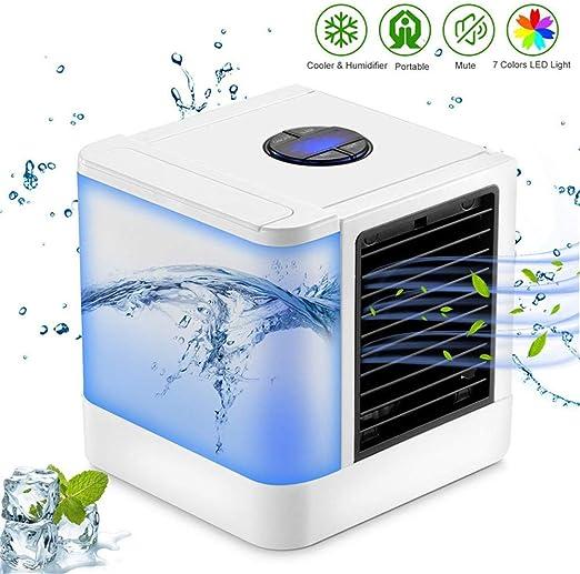 KTFSH Aire Acondicionado Ventilador Climatizador Evaporativo ...