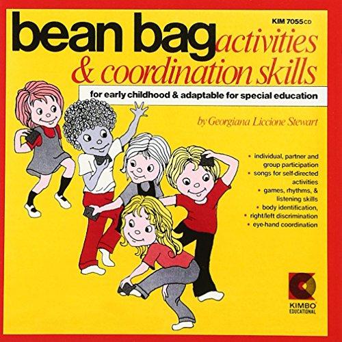 Price comparison product image Bean Bag Activities & Coordination Skills