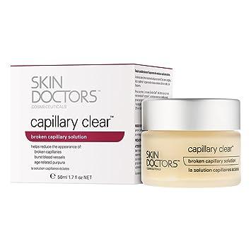 skin care for broken capillaries