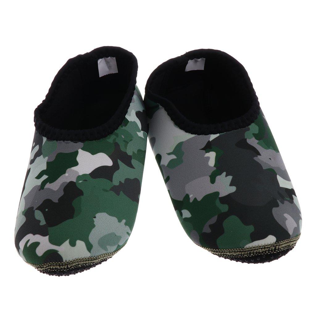 Fityle Portable Unisex Non Slip Water Shoes Neoprene Socks for Pool Diving Beach