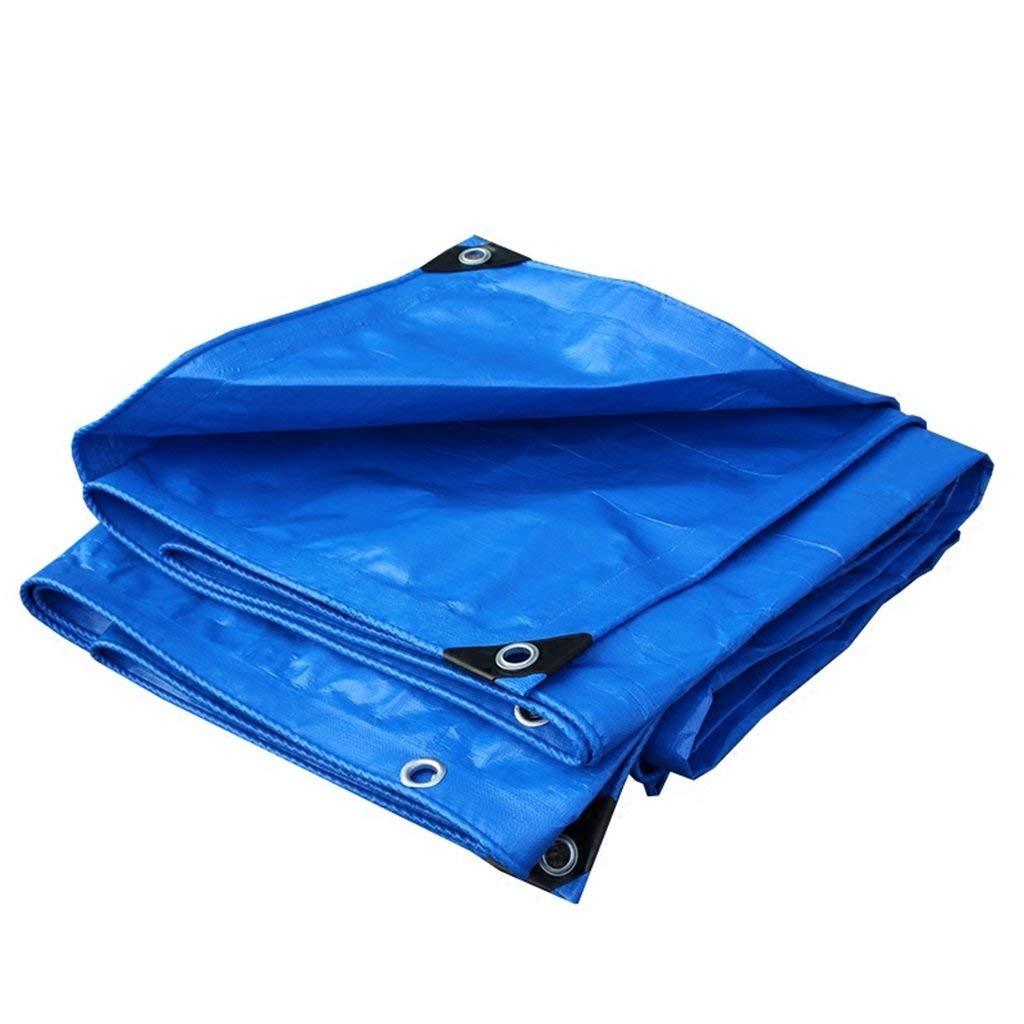 EU-14-Haucalarm Outdoor praktische Zeltplane Zelt im Freien Plane PE Verdickung im Freien Regen Sonnenschutz Sonnenschutz Wasserdichte Plane Autowagen Plane