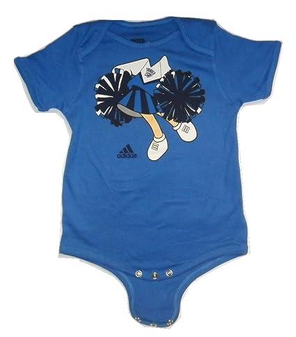 Adidas Oklahoma City OKC Thunder Baby Girl Onesie Heads Up Cheerleader  Romper (12 Month) 90832d541