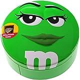 M&M's Boîte Collector Métal Verte