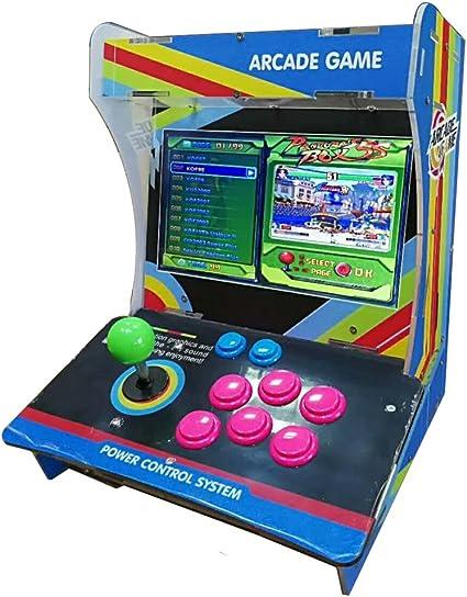 Amazon.com: Tongmisi Pandora Box 9 Arcade Fighting Game Machine ...