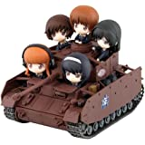 PD20 Girls und Panzer Panzer IV D-type reformer (H type specification) Ending Ver.