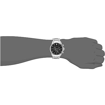 5b12a028b96a ... Michael Kors Men s Gage Silver-Tone Watch MK8413 ...