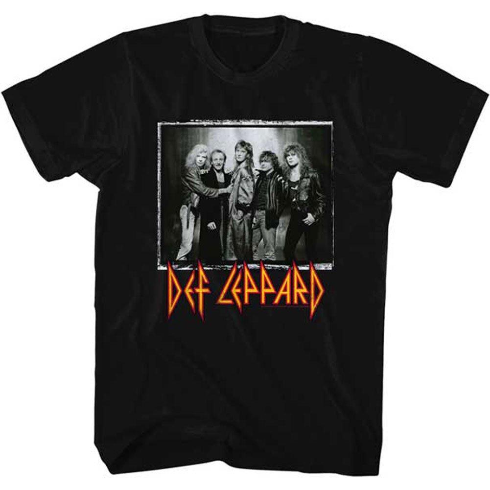 Def Leppard S World Tour Black Shirts