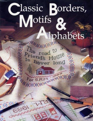 Classic Borders, Motifs & Alphabets