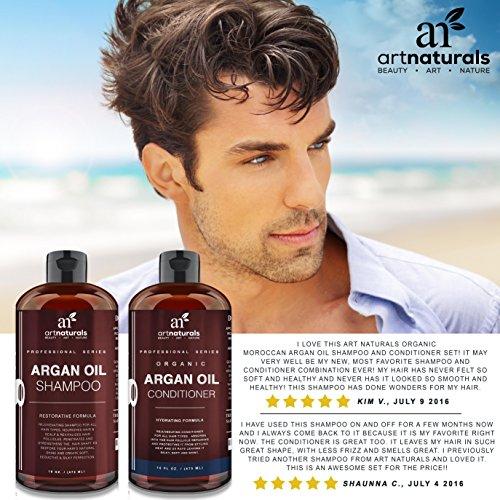 Средство для волос Art Naturals Organic